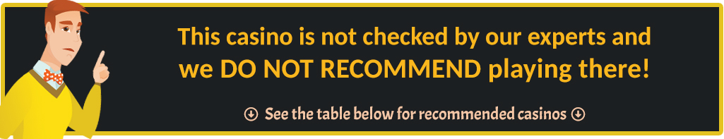 not recommended casino