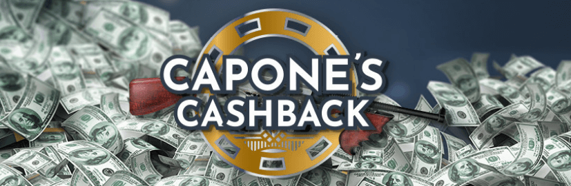 The Capone Cashback is the player's favorite.
